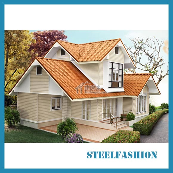 luxury modular luxury prefabricated house-sfcontainerhouse.com