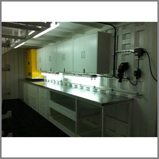 Explosion Proof Container House Offshore Doghouse