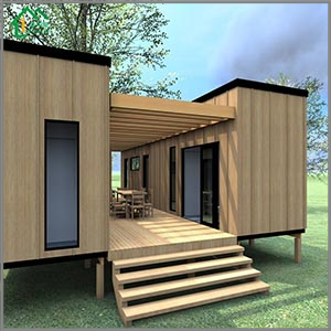Flat Pack Office Container Prefabricated Export Mobile Homes Container Homes Australian Standard