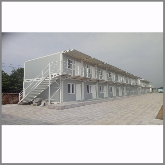 Fast Essembly Shipping Container Office Project