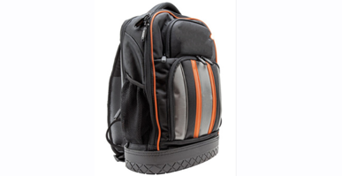 New tool backpack