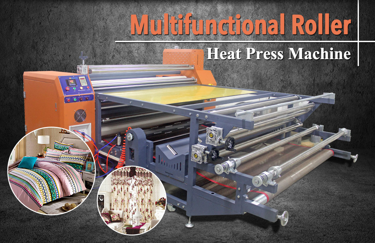 The Roller Heat Transfer Machine-How to Maintain and Operate It?