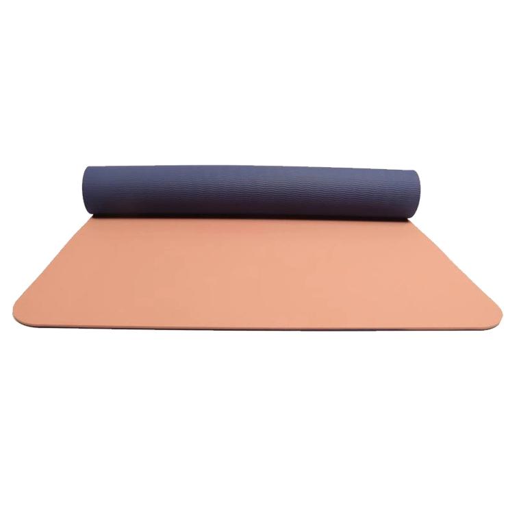 Customize High Foaming Natural Tpe Yoga Mat Gym Mats