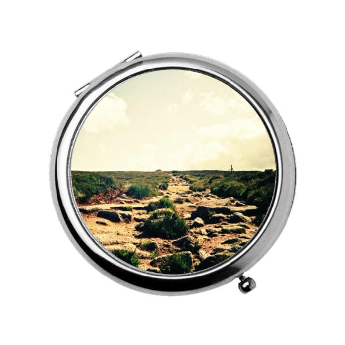Mirror For Sublimation With Adhesive Tape