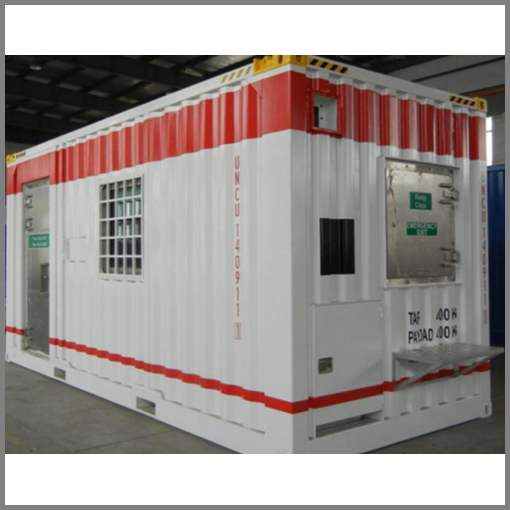 pressurized module explosion proof offshore container h2s shelter workshop-sfcontainerhouse.com