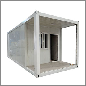 Fire Proof Fast Install Holiday House Container Flat Pack Container House Prefabricated