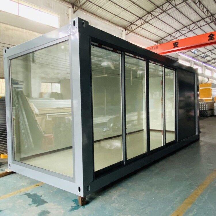 China Foldable Coffee Shop House