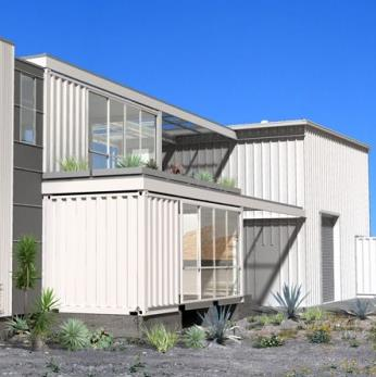 China Prefab Flat Pack Luxury Expandable Shipping Container Home Kits