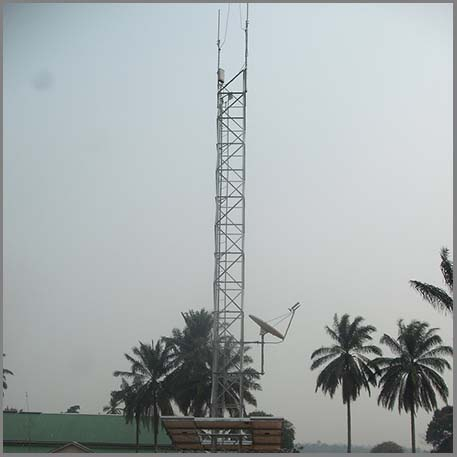 Rapid Deployment Site Solution Tower RDS Tower