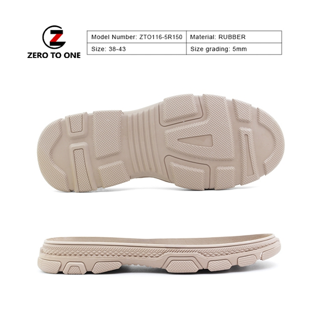 Best Price Applied Anti Shock Shoes Making Rubber Sole For Sneaker In Excursion