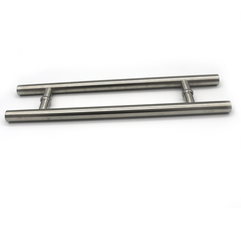 Double Sided Sliding Glass Stainless Steel Door Handle