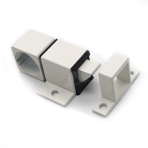 Aluminum alloy finger latch lock of lock case
