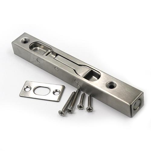 Stainless Steel Concealed Sliding door Lock Bolt