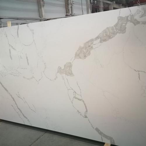 Wholesale Polished Artificial Stone Kitchen Slab High Quality Quartz