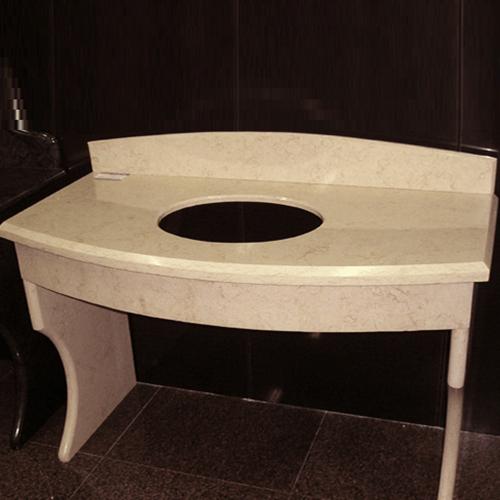 Cremna Marfil(old) Slab Panel Wall Floor Tile Vanity Countertop