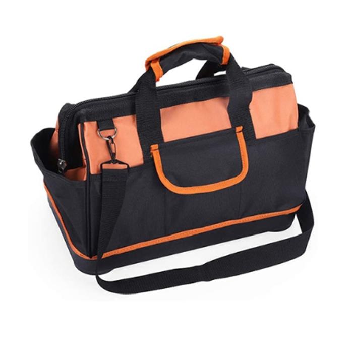 pop-open design tool bag
