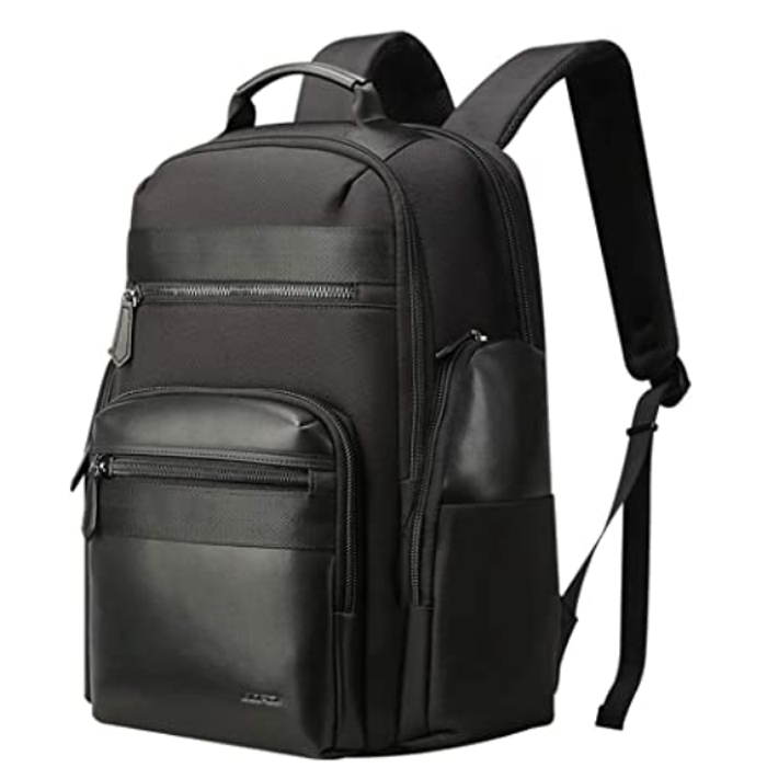30L 15.6 Inch Computer Bagpack With USB Charging Water Resistant Rucksack