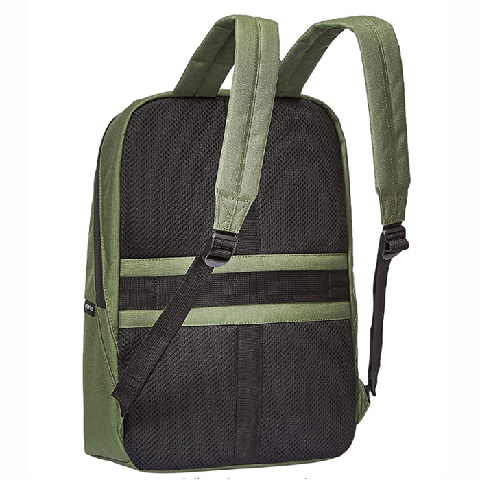 ultralight backpack with zipper pocket
