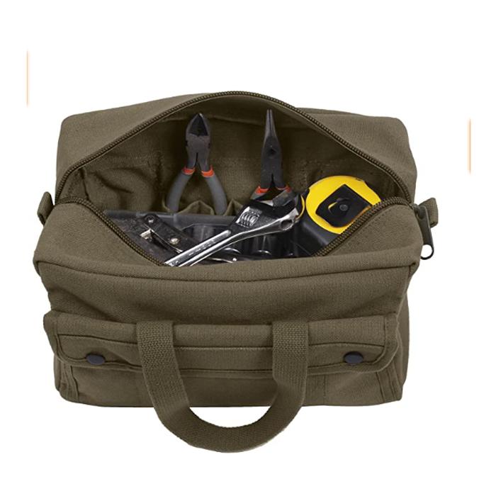 canvas mechanics tool bag