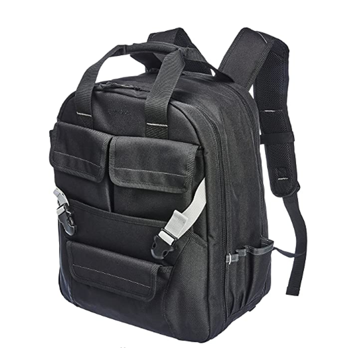 100% polyester comfortable 100% polyester tool bag backpack-bestyord.com