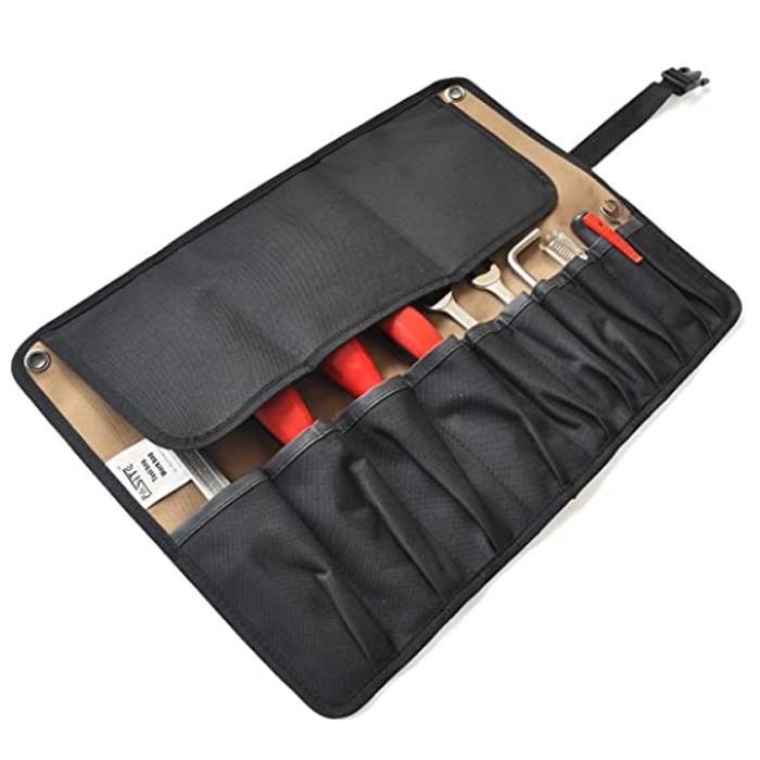 heavy duty roll tool pouch