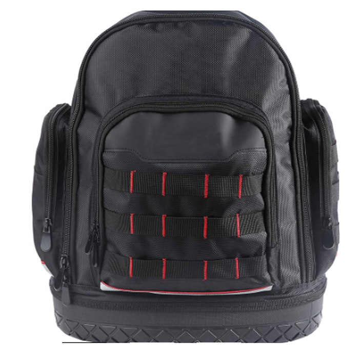 Tools Backpack With Molded Base Designed