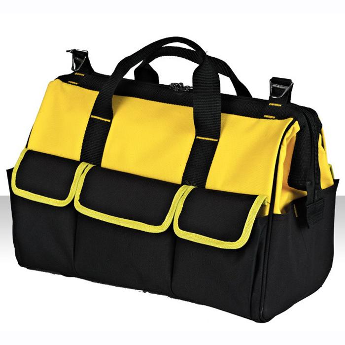 double zipper tool travel bag