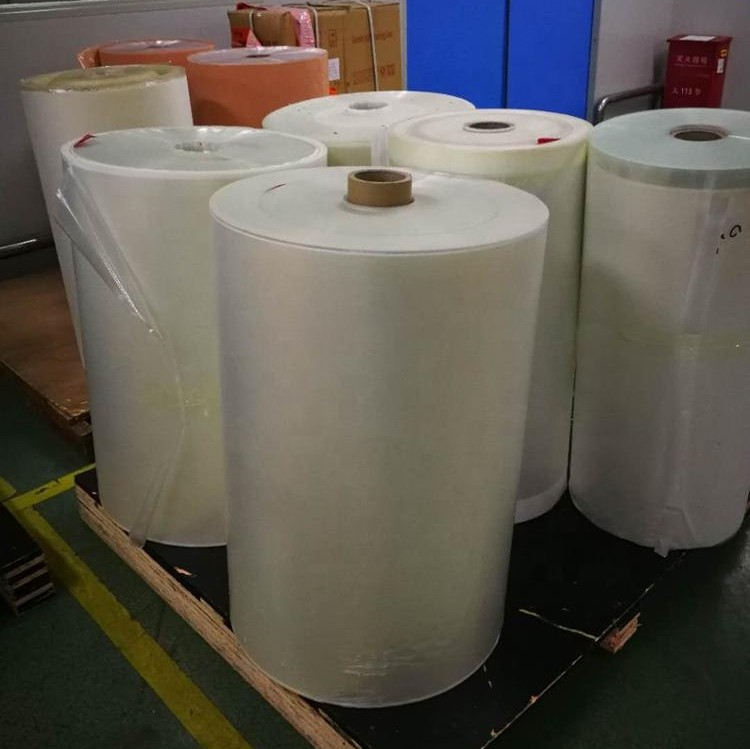 Jumbo Rolls of PE transparent Adhesive Tape