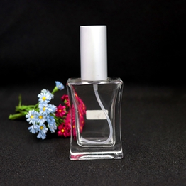 Wholesale Empty Glass Spray Perfume Bottle In Transparent