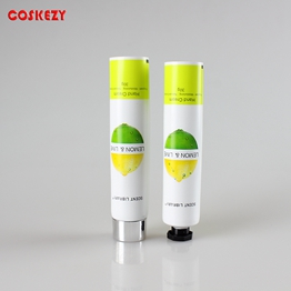 30ml Round Plastic Tube With Black Or Silver Cover
