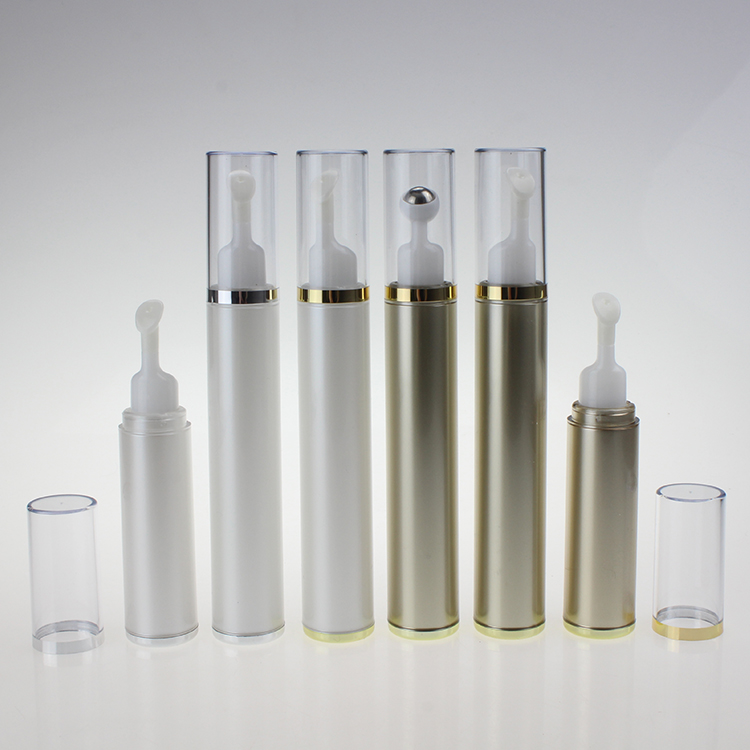 10ml Plastic Roll On Bottle With Steel Ball
