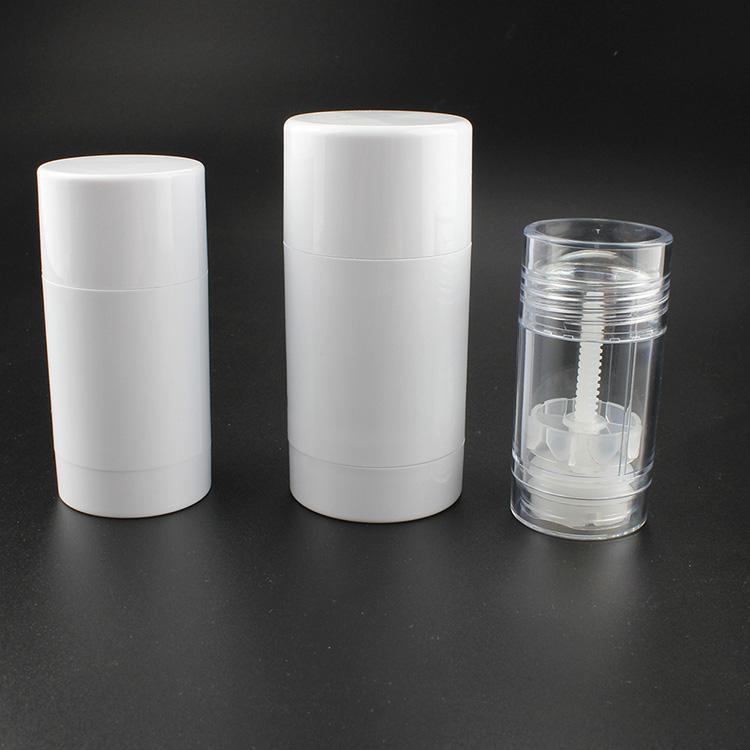 Wholesale Cheap 1oz 1.7oz 2.5oz Round Deodorant Stick Bottle
