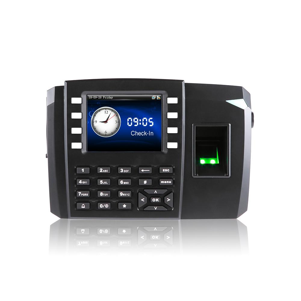 3.5''LCD Screen Fingerprint Access ControlWith Backup Battery(TFT600)
