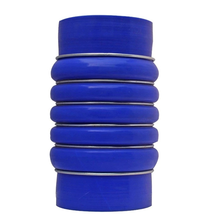 Heat Resistance Automotive Silicone Reinforced Hose Rubber Tube