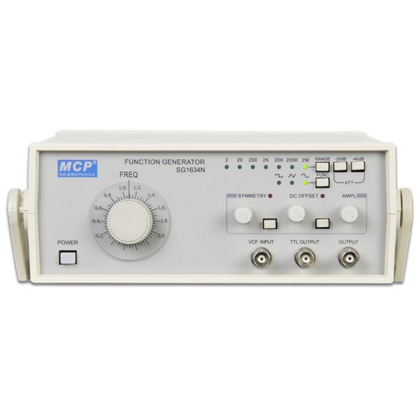 SG1634N/SG1638N/SG1640N/SG1642N 2MHZ FUNCTION GENERATOR