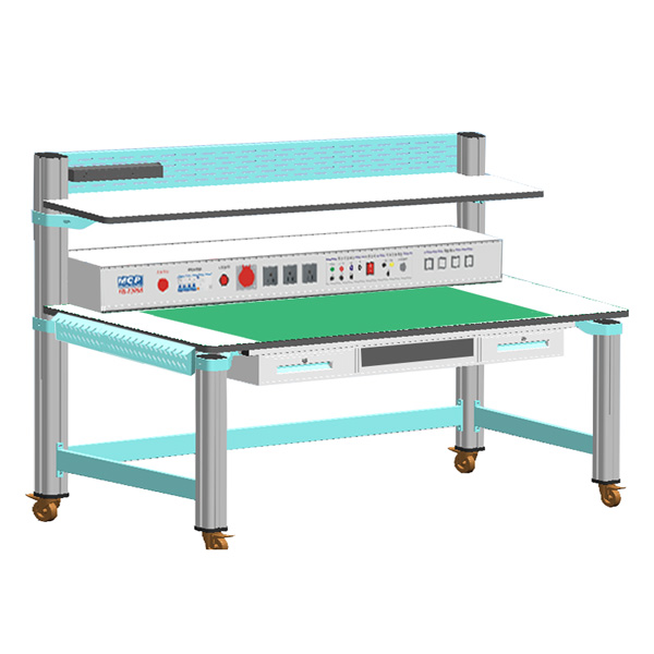 TB2200 TRAINING BENCH WITH ELECTRICAL DISTRIBUTOR