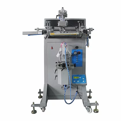 Silk Screen Printing Machine For Cylindrical Products