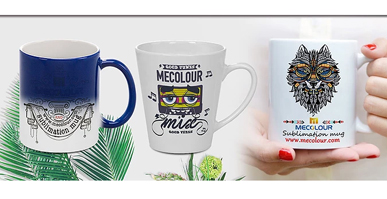How to make personalized sublimation mugs