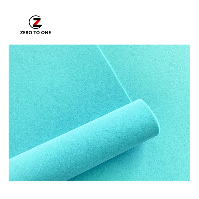 Hot Selling Antisepsis Pu Foam Sponge Insoles Material For Shoes Shoe-Pad Maker