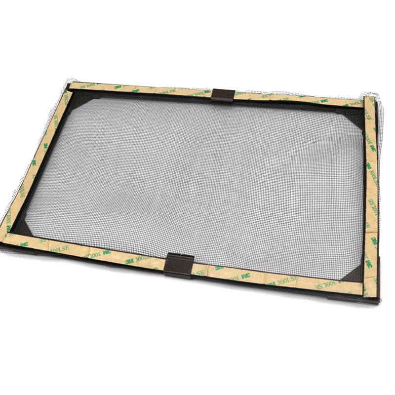 Sliding DIY Magnetic Insect Fiberglass Screen Window