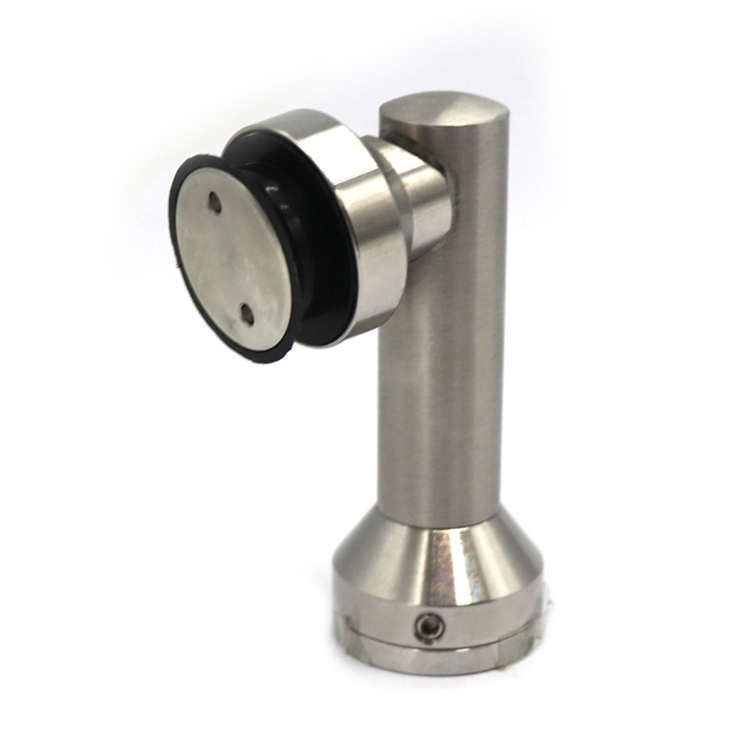 Sliding Fixing Stainless Steel 304 Wall To Glass Connector