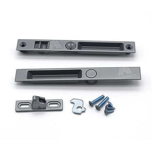 Supplier production double side keyless window lock
