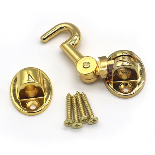 Golden Zinc alloy door locking bolt latch