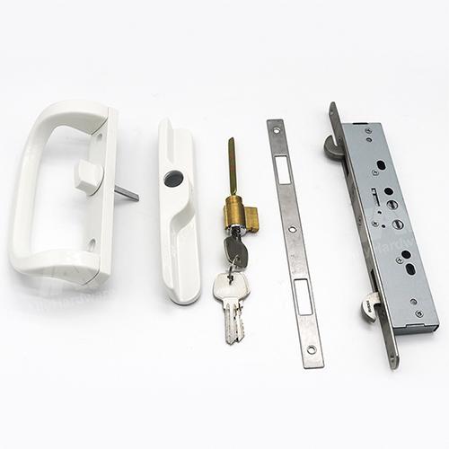 Quality assurance aluminium alloy sliding cabinets door handle