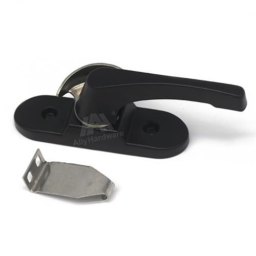 Upvc sliding aluminum accessories crescent lock for windows