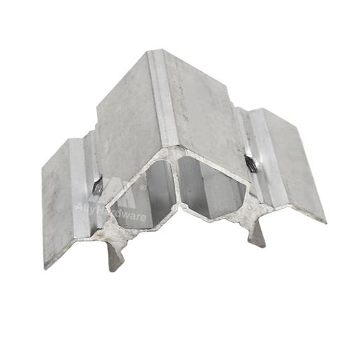 Window aluminium alloy corner fitting