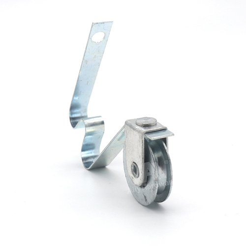 Good quality aluminum frame bearings mesh sliding door roller
