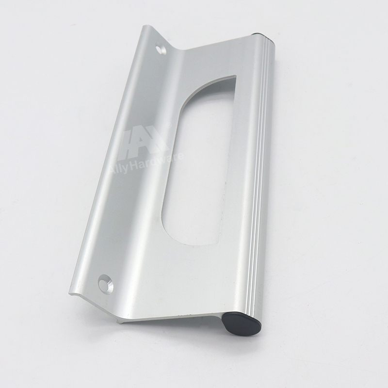 Handle 656 without removal customized aluminium profile stamping products mounting handle for window and door