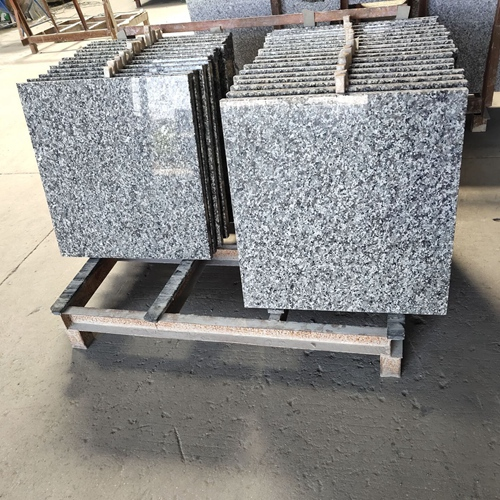 Swan White G647  Granite
