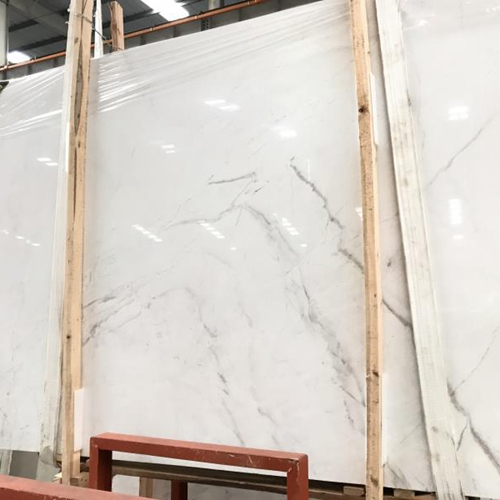 Natural  Volakash White  Marble Wall And Floor Tiles